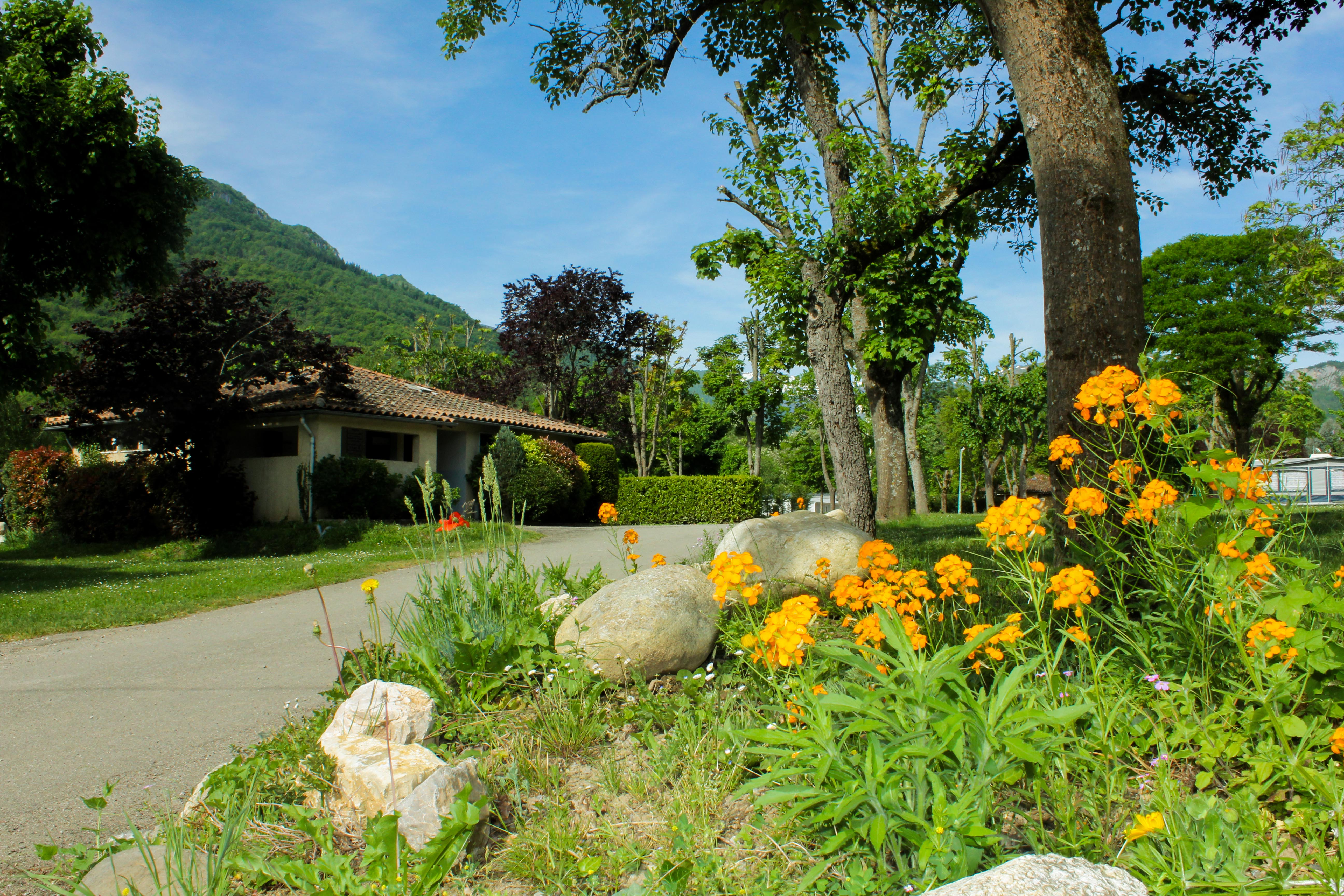 Camping A Andorre Mobl Home